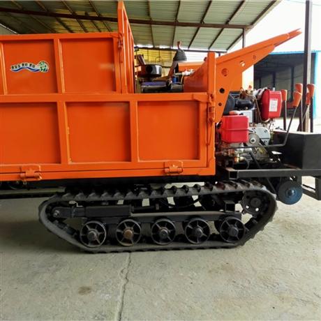 履带运输车 手扶式履带运输车厂家价格   运输车厂家