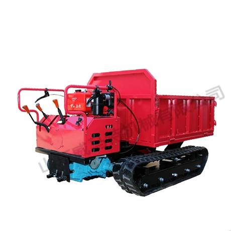 履带运输车         1.5吨履带运输车 多地形农用履带运输车