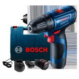 博世(BOSCH) 冲击钻 双电版小黑盒套装 GSB 120