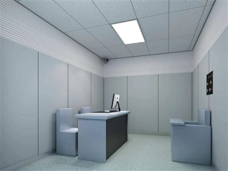 审讯室软包标准制作方法