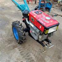 座驾式12马力手扶拖拉机旋耕机 小型手扶旋耕机厂家