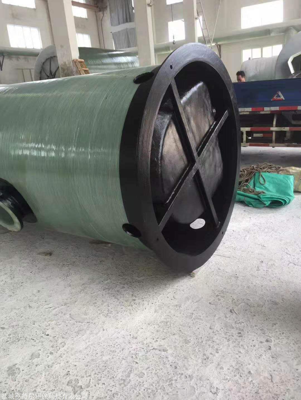 DN2500*8000一體化泵站 預制一體化提升泵站廠家