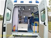 國六福特全順救護車價格 康復出院救護車