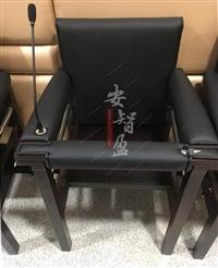 山西软包木质审讯椅