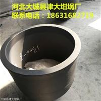 等靜壓成型碳化硅石墨坩堝700公斤