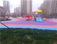 江山市小区塑胶地坪材料施工价格