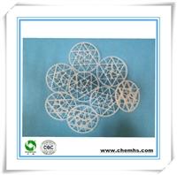 聚乙烯塑料雪花環