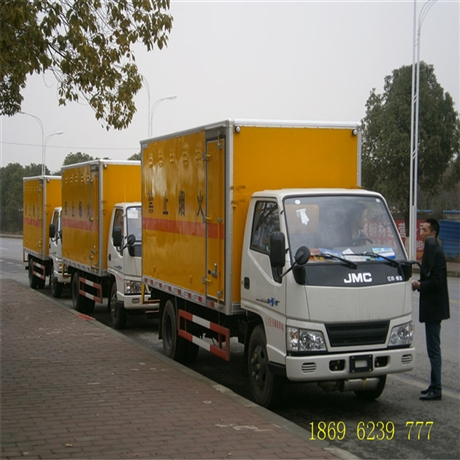 3吨危险品运输车价格