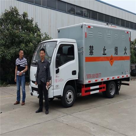 最小的炸藥運輸車,湖北虹昌達,躍進微型爆破車