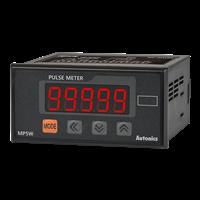 韩国进口面板表MS4W-DV-4N现货奥托尼克斯直流电压表