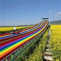 山東城基極速滑草 農場滑草設備 XXB 項目介紹