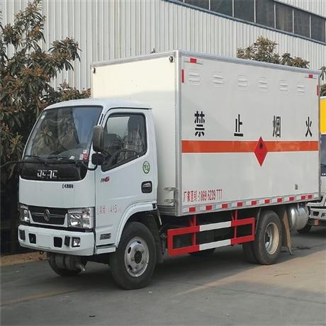 国六易燃气体运输车,东风品质挣钱好手
