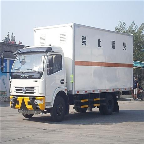 东风气瓶运输车