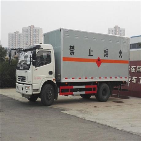 湖北虹昌达,东风多利卡6.75吨气瓶运输车,5.15米气瓶车生产厂家