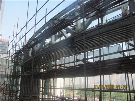 深圳幕墙玻璃更换及维修