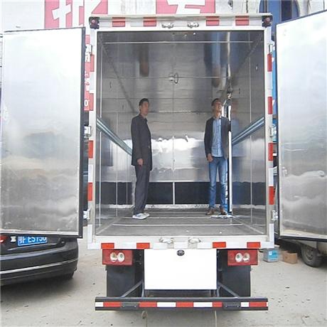 新疆气瓶运输车,福田奥铃危险品运输车,在哪定做价格低