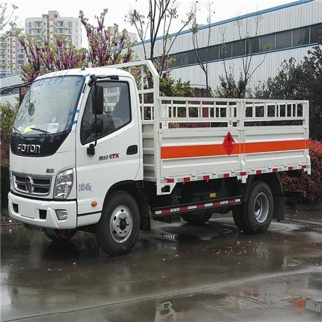 煤气瓶运输车/福田奥铃国六气瓶运输车价格