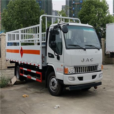 昆明液化气瓶运输车,请致电厂家湖北虹昌达,江淮气瓶车销售电话