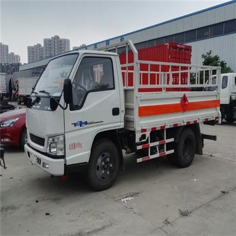 绵阳气瓶车,湖北虹昌达,4.2米栏板气瓶亚博yabo下载价格