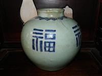 2020年豆青釉葫芦瓶鉴定步骤