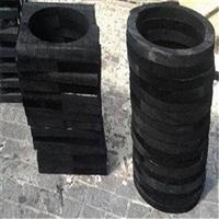 DE管道木托 DE山东防腐管道垫木生产厂家