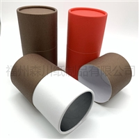 供應多種高質量干果紙罐 圓筒紙罐 干果紙罐