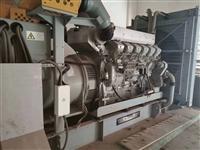 宜兴柴油发电机回收旧发电机组回收