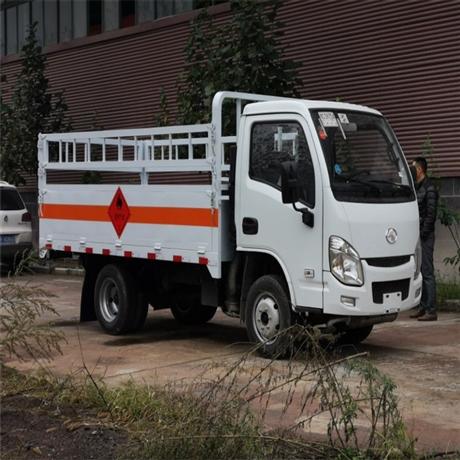 重庆气瓶车厂家/国六排放/跃进微型仓栏式气瓶亚博yabo下载