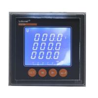 安科瑞变电所运维PZ72L-AV3交流数显电流电压表