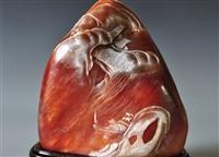 壽山石擺件的上門收購和鑒定