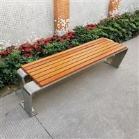 铝合金广场公园长椅坐凳休闲椅