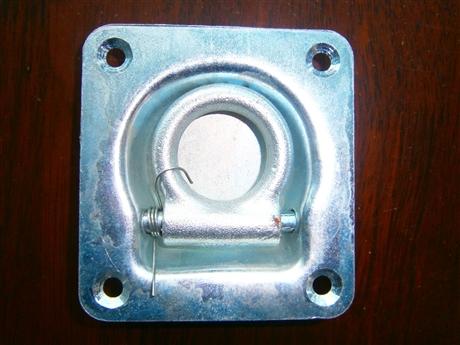 卧环 不锈钢卧环 车厢地板钩,地板拉环 厂家价格