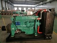 砂石生產線用柴油機300馬力離合器柴油機組出廠價格