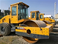 二手單鋼輪壓路機出售一批20噸22噸壓路機施工單位處理