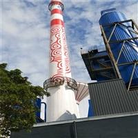 河南鄭州水泥煙囪油漆 煙囪刷航標 煙囪美化項目