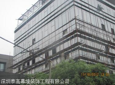深圳玻璃屋阳光房设计施工安装
