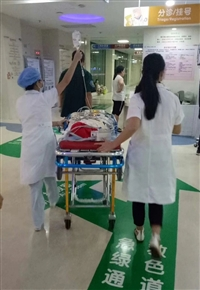 深圳市跨省长途救护车出租 深圳口岸香港特区救护车出租