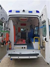 广州市番禺区救护车租赁公司
