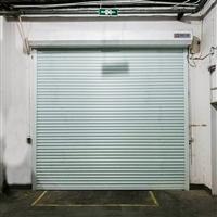 湖北厂房电梯安装铝合金快速门