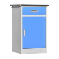 ABS板材不锈钢材质医疗床头柜