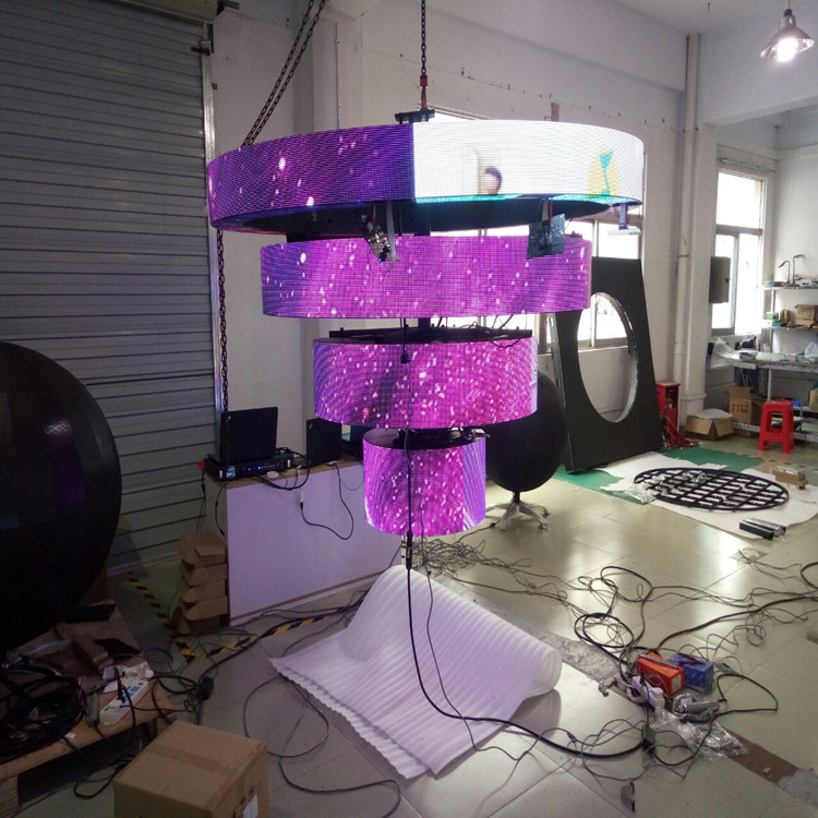 LED軟屏