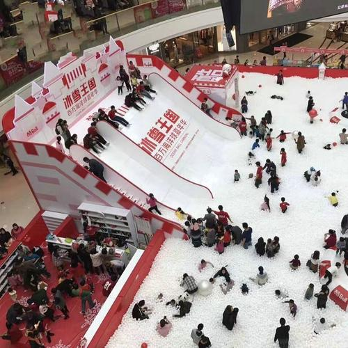 百万球池 大型商场球池滑梯鞍山厂家 质量好 价格优