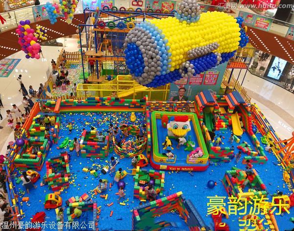 百万球池厂家 商场大球池 室内百万球池滑梯安庆生产厂