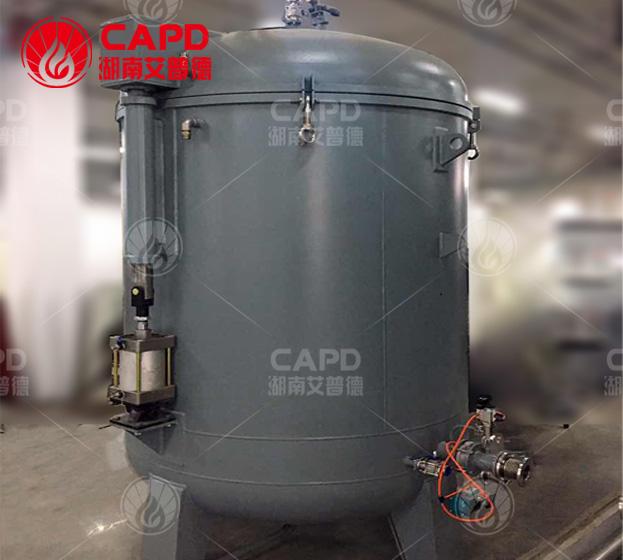 立式高溫石墨化爐