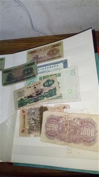 長城紙幣回收二套紙幣收購