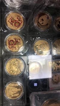 太原市熊貓金幣回收熊貓金幣收購