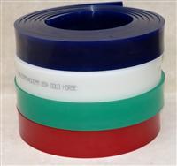 東莞75度綠色80度85度90度藍色絲印刮條刮膠刮刀皮廠商