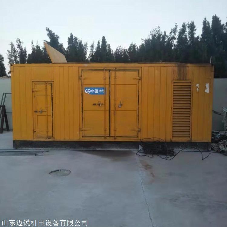 河南南陽方城應急發電機出租租賃優質服務邁銳機電