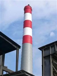 运城烟囱避雷针设计规范拆除加高    山峰烟囱避雷针设计规范
