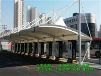 惠州、云浮、梅州膜结构停车棚造型设计